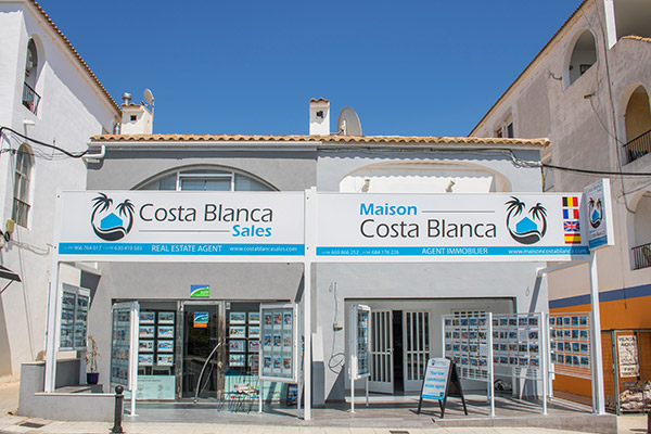 Our New office in La Zenia