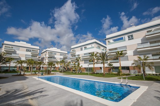 2 bedroom Apartment in Villamartin Orihuela 4 U