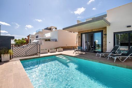 3 bedroom Villa in San Miguel de Salinas La Finca Golf